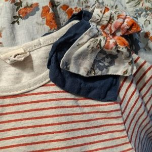 Anthropologie Dresses - Anthropologie of Earth Worms Layered Cotton Dress